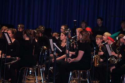 Band Concert December 2010